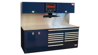 Shure ShureShop workbench