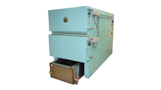 DCAHT heat treating furnaces/ovens