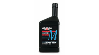 Phillips 66 Type M 20W-50 Aviation Oil