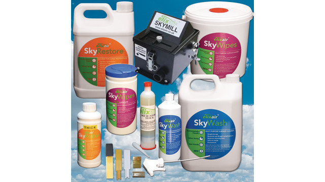 Sealant and Adhesive Remover System