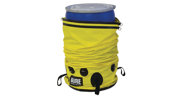 Encapsa Berm 55 gallon drum containment
