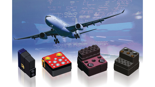 ARINC 600 Series avionic connector product offering