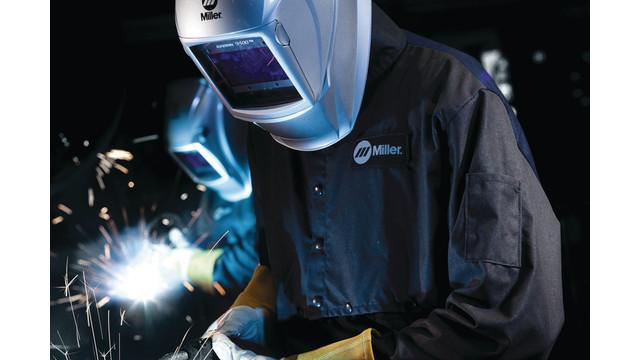 WeldX welding apparel