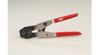 GMT232 splice crimping tool
