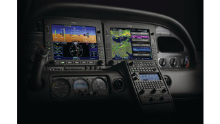 Entegra avionics system upgrade