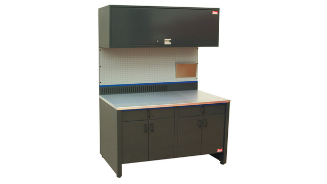 Realiti Workcenters and workbenches
