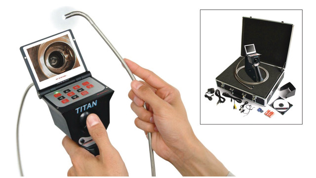 VJ-Advanced flexible videoscope