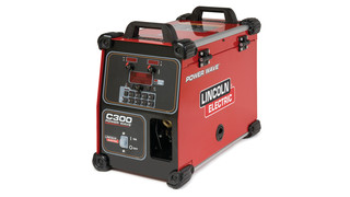 Power Wave C300 welder
