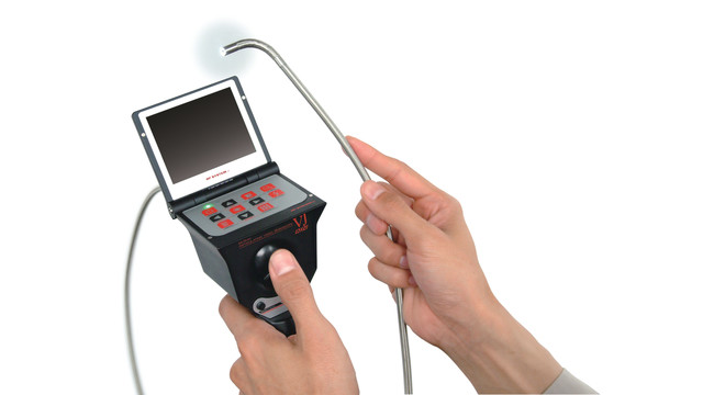 6.9mm VJ-Advance joystick-controlled borescope