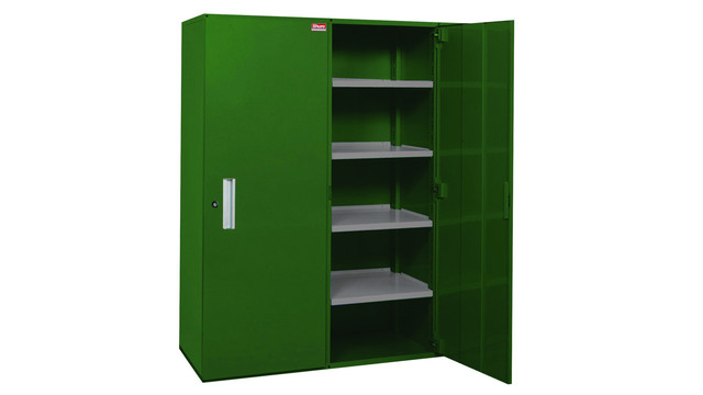 Space saver cabinet
