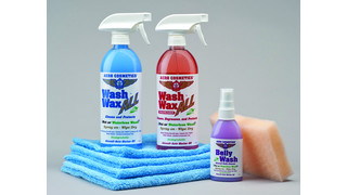 Belly Wash aviation cleaning supplies