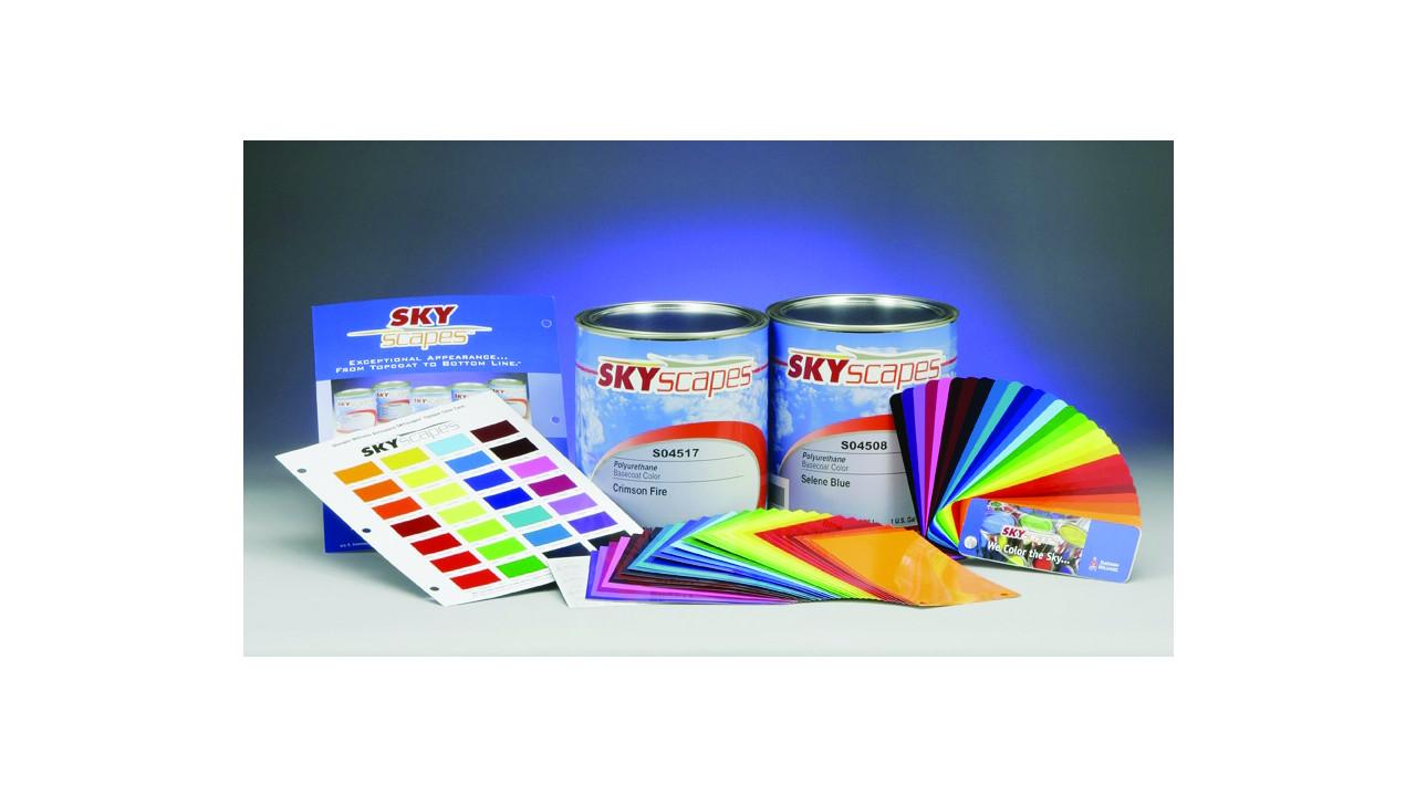 Skyscapes Color Tools Aviationpros Com