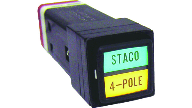 Staco Systems S100 switching product line