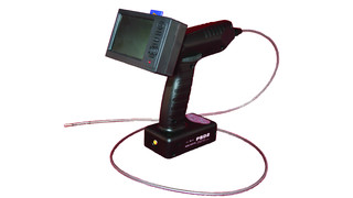 Portable videoscope