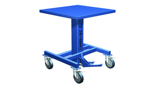 PHQL mobile lift and transport table