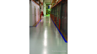 UVolve instant floor coatings
