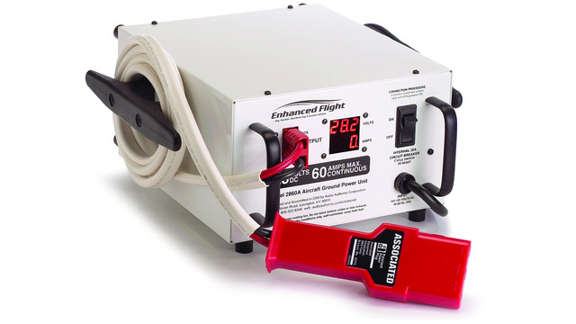 2860A Ground Power Unit