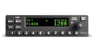 AXP340 Mode S transponder