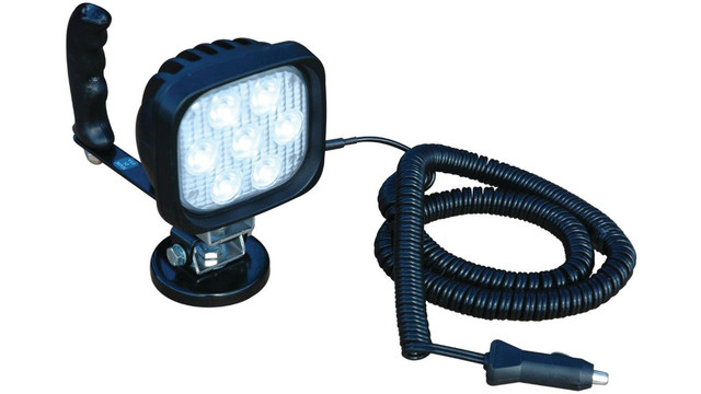 HML-7LED-3C 21 watt handheld LED spotlight