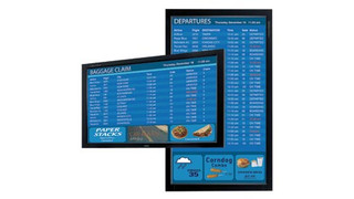 Product Profiles: Flight Information Display Systems