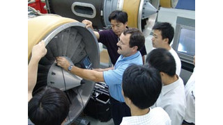 Rolls-Royce AE 3007: Borescope inspection tips