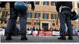 Italian Government, Unions Meet as Protests By Alitalia Workers Continue