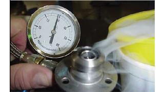 Honeywell GTCP 36-100 APU