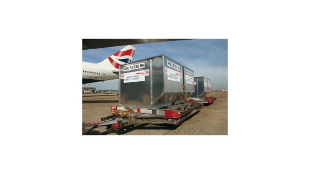 Cargo Infrastructure – No longer the poor relation