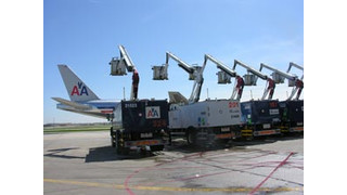 Station Visit: American Airlines Deicing at O'Hare