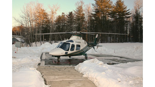 Cold Climate Helicopter Operations