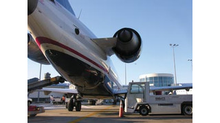 US Airways Express Turns to Electric