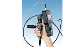 Flexible Video Borescope
