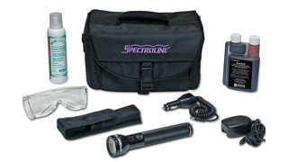 Leak detection kit