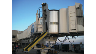 Conveyor Baggage Chute