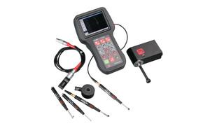 Vantage eddy current flaw detector