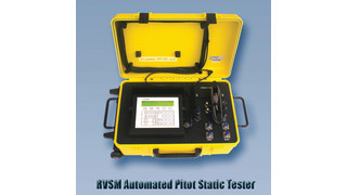 Model 6300 RVSM Pitot Static Tester