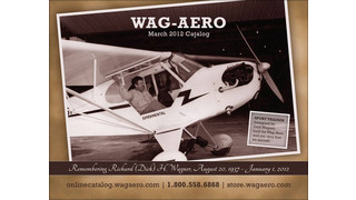 Wag-Aero's Tribute to Dick (Richard) Wagner