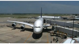 GSE On Display As IAH Welcomes First A380 (VIDEO)