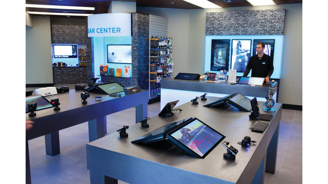 APW Brands Unveils iQmetrix XQ Interactive Retail Solution at Philadelphia International Airport