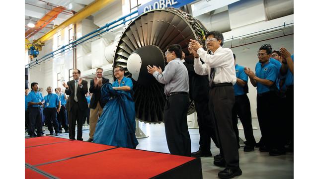 Pratt & Whitney Singapore Engine Center Celebrates 7,000th Engine Delivery