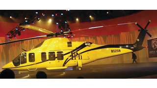 "Bell Helicopter Introduces the 525 ""Relentless"" Helicopter"