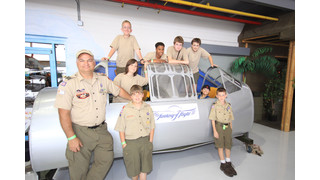 Fantasy of Flight Announces Annual Scout Aviation Camporee on March 16-18, 2012