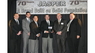 Houston Branch Takes Home Top Award from Annual Sales Banquet