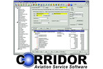 Continuum Applied Technology designs, develops, and supports CORRIDOR Aviation Service Software, an enterprise software application designed specifically for aviation service providers (FBOs, repair stations, MROs, operators, and aircraft management). For technical support call (512) 918-8900 or email support@corridor.aero. Hours: M-F, 8 a.m. to 5 p.m., except holidays CST.