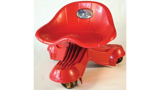 Mechanic rolling stool