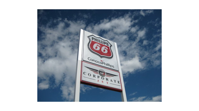 85 Exxon FBOs Rebrand as Phillips 66 Aviation
