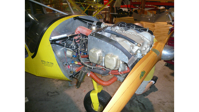 """New """"Engine Day"""" by Zenith, at Oshkosh"""