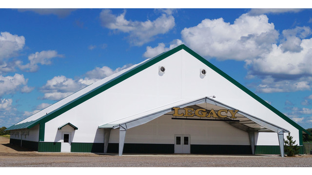 Legacy Building Solutions Opens New Fabric Plant