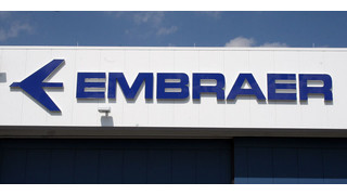 Embraer Receives Production Certificate for Melbourne