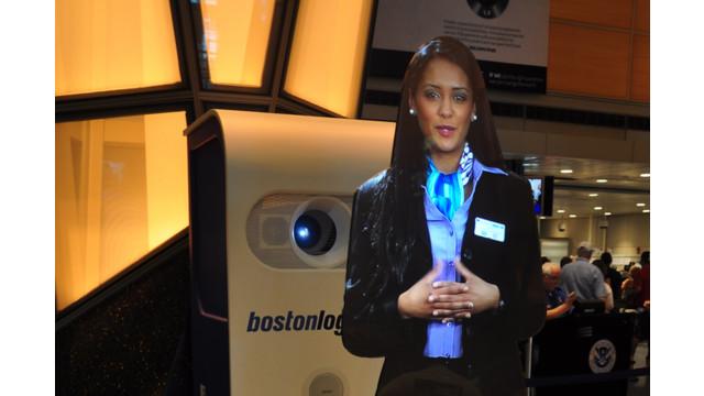Boston Logan International Airport Enters the Virtual Age with Carla